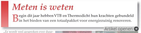 Artikel uit Dagblad van het Noorden (september 2010)